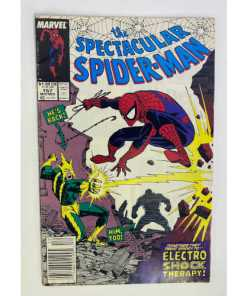 """the Spectacular Spider-Man """"Shakedown"""" Marvel Comic Book Vol-1 (#157)071486021995"""