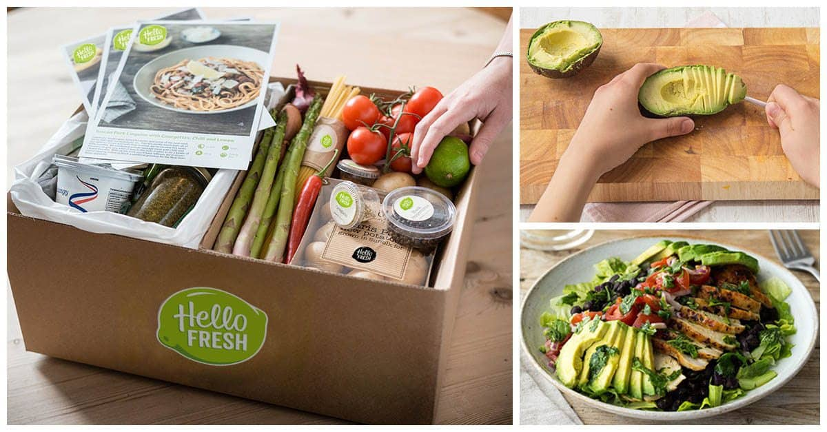 Hellofresh Save 50 Off Your 1st Two Hellofresh Meal