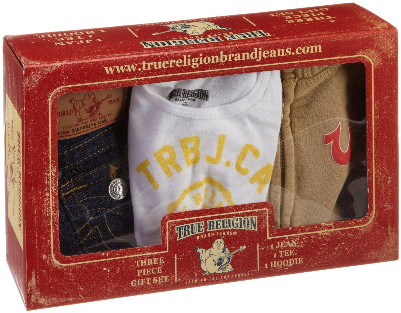 kitchen shoes for men island wine fridge (discounted) true religion unisex baby infant 3 piece ...