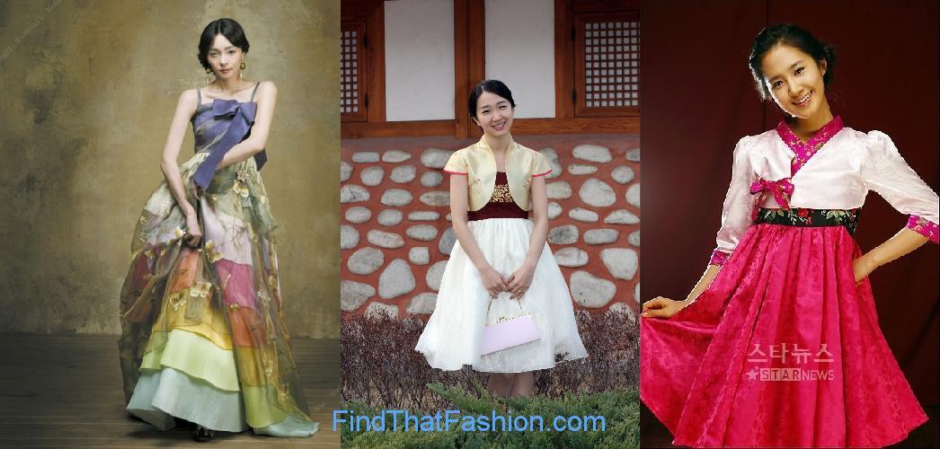 Modern Hanbok Korean