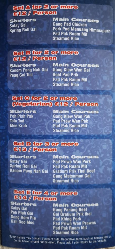 set-menu-nam-jai-thai