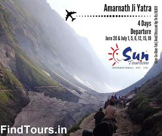 Amarnath Yatra India USD