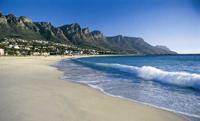 Image result for cape town beach