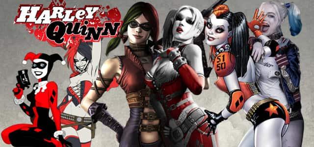 Harley-Quinns