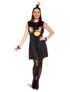 black bird costume: $17