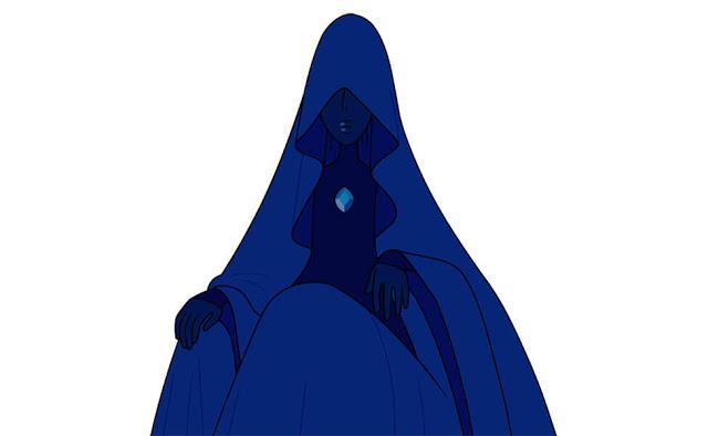 blue diamond costume guide