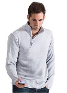 Aiden Pearce White Sweater Hoodie