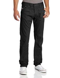 Slim Tapered-Leg Jeans