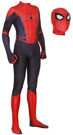 e4402511952 ULTIMATE GUIDE OF SPIDER-MAN COSTUME FROM SPIDER-MAN: FAR FROM HOME ...
