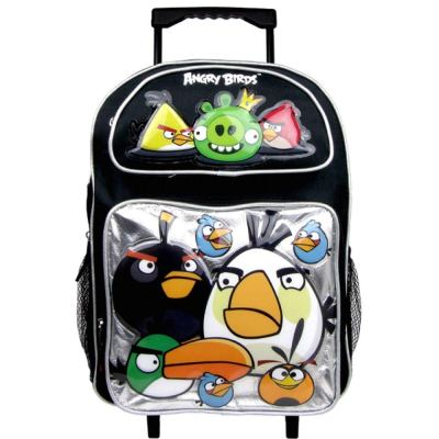 EPIC ANGRY BIRDS BACKPACK FOR AWESOME JOURNEY