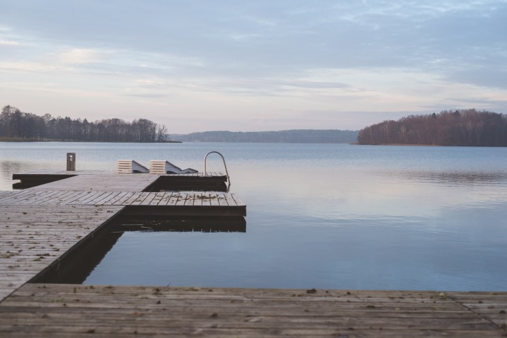 Top Destinations For 2018, Masurian Lake District in Poland