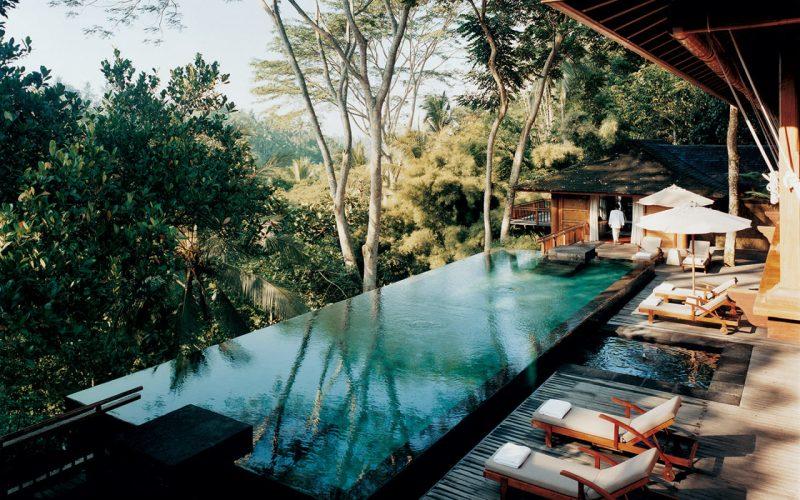 Destination Retreats -Como Shambhala Estate Pool Bali