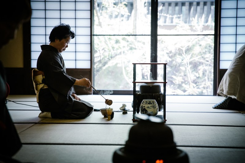 Destination Retreats - Local Milk in Japan