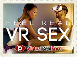virtual real porn banner