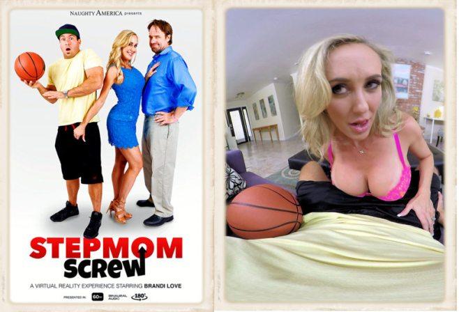Stepmom Screw graphic