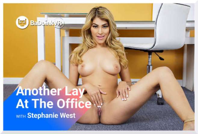 Stephanie West Another Lay At The Office