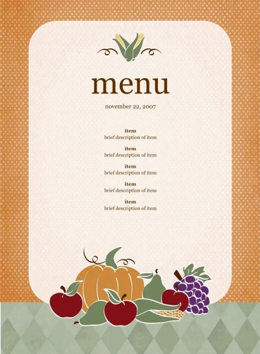 menu template 1.