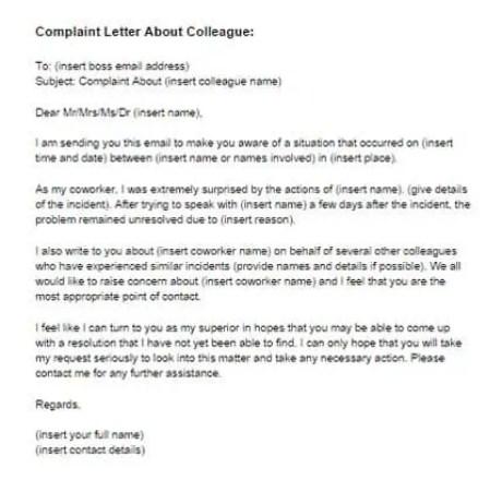 complaint-letter-format-1