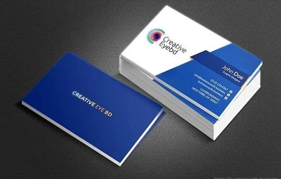 business card template 6.