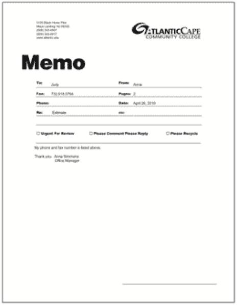 memo-template-5