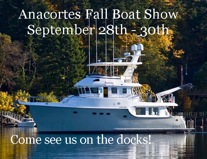 Anacortes Fall Boat Show