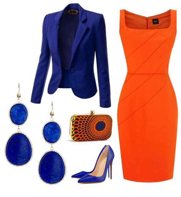 Power Your Monday A Little Bit Of Colour And A Lot Of Style