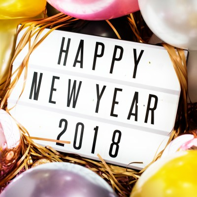 Ditch New Year's Resolutions! Pick a One Word Theme for 2018