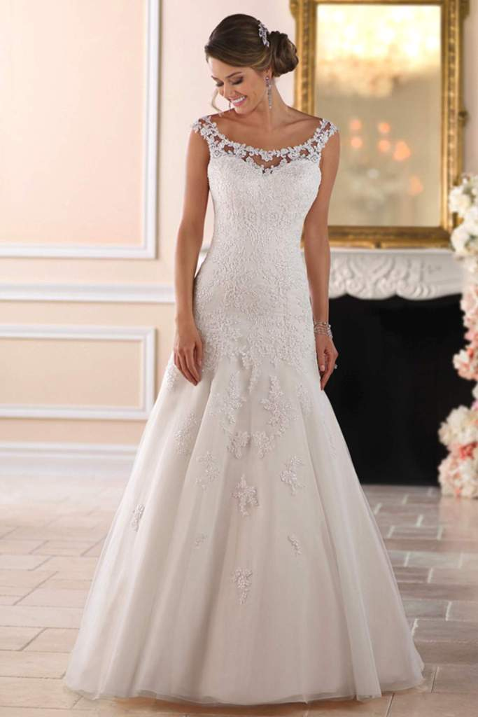 Style 6427 by Stella York - Find Your Dream Dress