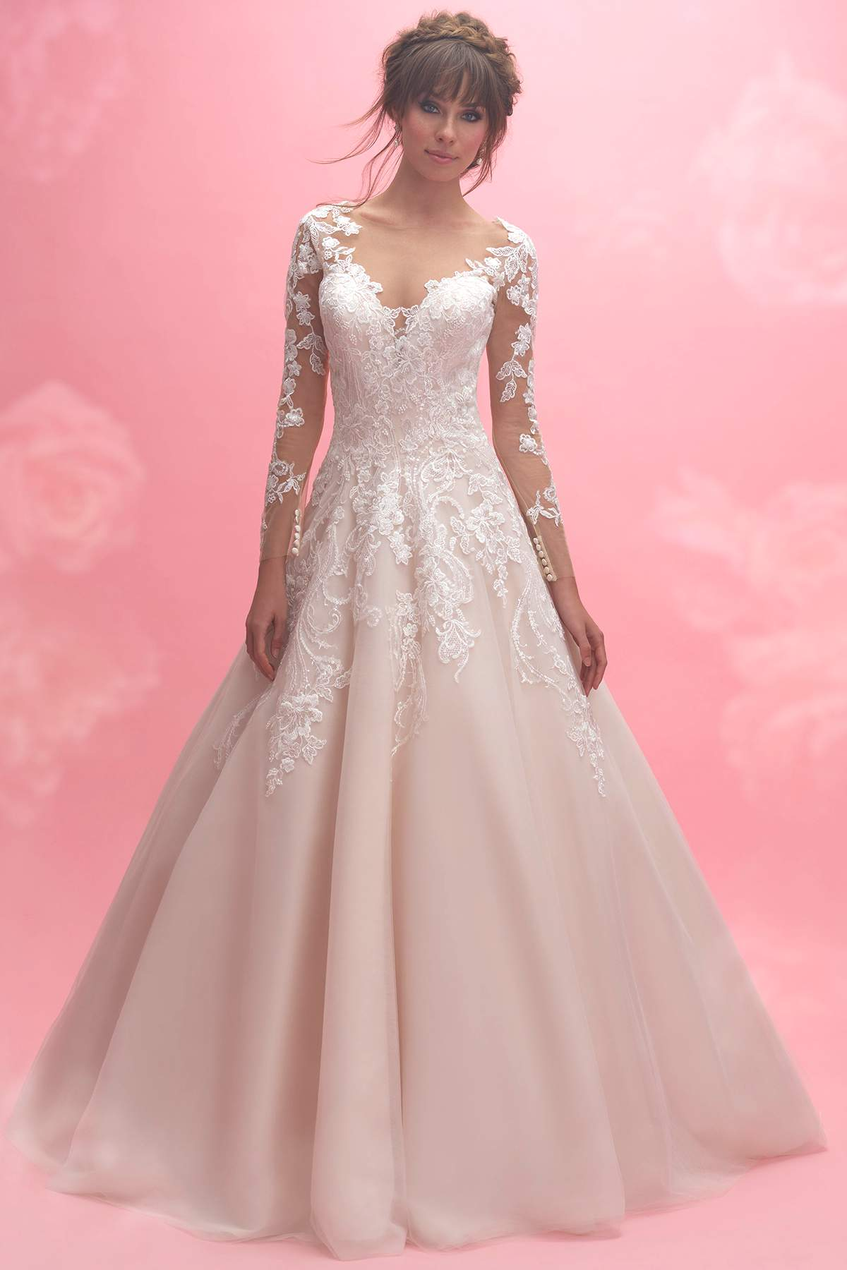 35873befdda Style 3059 by Allure Romance - Find Your Dream Dress