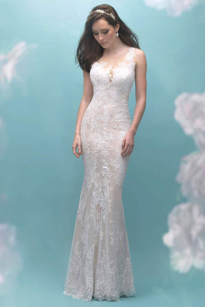 Style 9455 by Allure Bridals - Find Your Dream Dress