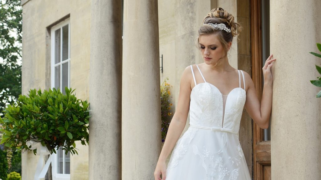 Win your wedding dress from Catherine Parry! - Find Your Dream Dress