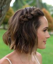 chin length hairstyles latest