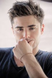zac efron hairstyle latest