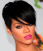 rihanna hairstyle latest