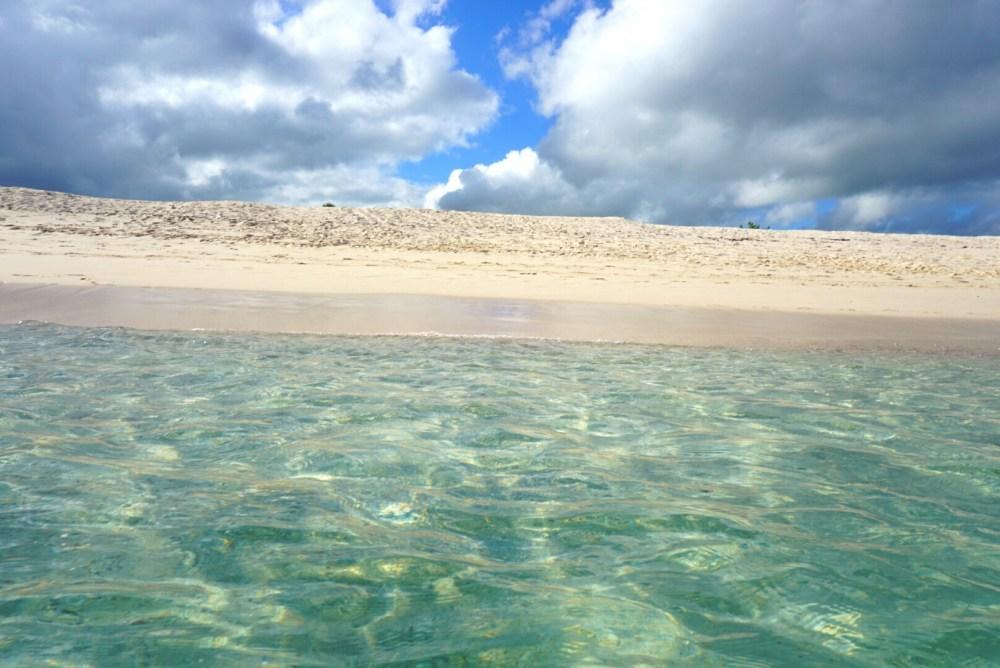 Pristine Bacchus Beach