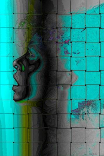Computer Artist Digital Art