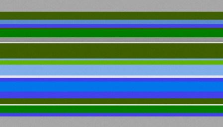 Interior Design Green Stripe Abstract