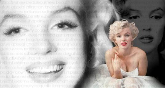 Art Print Marilyn Monroe