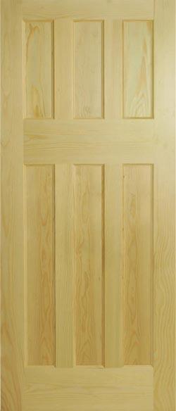 1930s Pine Door Pine 1930s Door Internal Pine Door