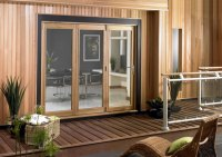 Oak Doors: Oak Bi Fold Patio Doors