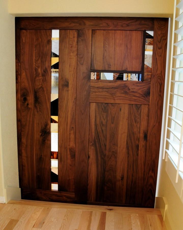 Fine Ideas Furniture  Sliding Barn Door