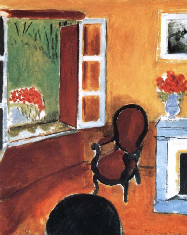 Room chair Henri Matisse Wholesale Oil Painting China