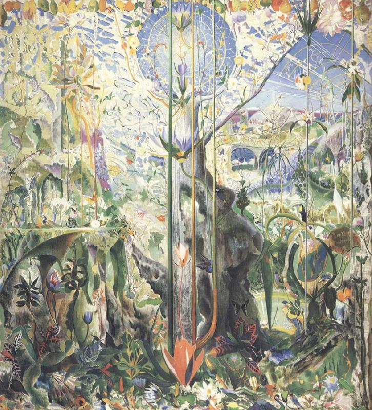 Tree of My Life, Joseph Stella