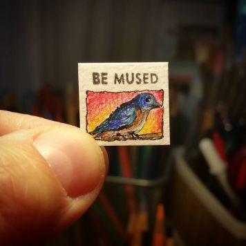 Be Mused Kate Spade Stamp