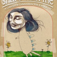 "Support a Creative Mom: ""Share With Me,"" A book of collaborations with a 4-yr old by busy mockingbird on Kickstarter"
