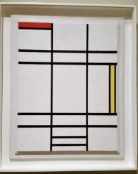 LACMA Mondrian