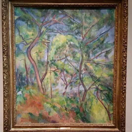 LACMA Renoir Painting