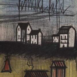 """Buffet Bernard """"Landscape"""""""