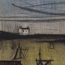 """Buffet Bernard """"Landscape 2"""""""