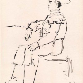 Picasso Pablo, #7 dated 13-7-59